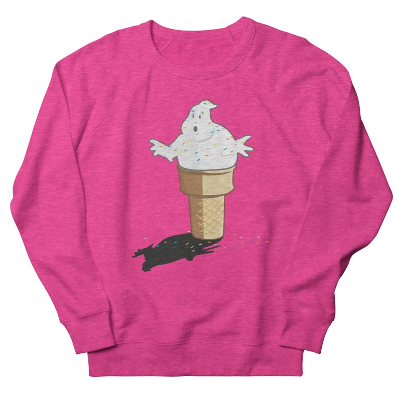 Ice Scream  Men's French Terry Sweatshirt by VarieTeez Designs
