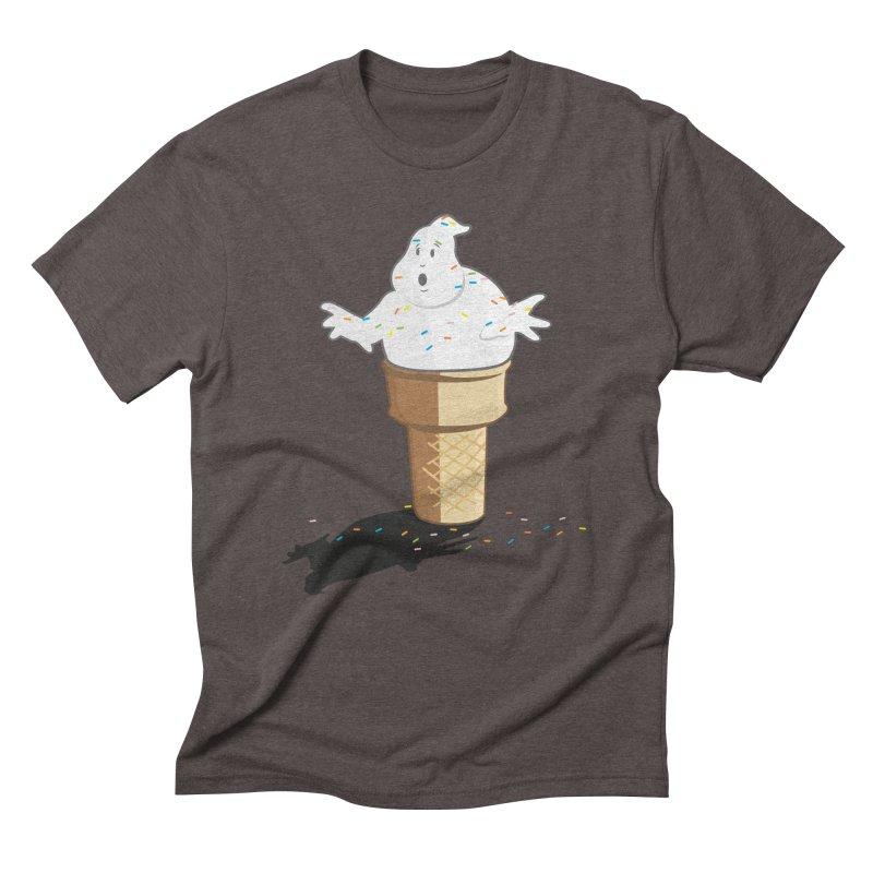 Ice Scream  Men's Triblend T-Shirt by VarieTeez Designs