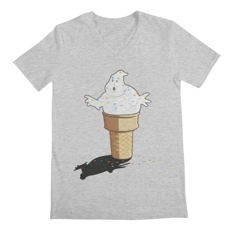Ice Scream  Men's V-Neck by VarieTeez's Artist Shop