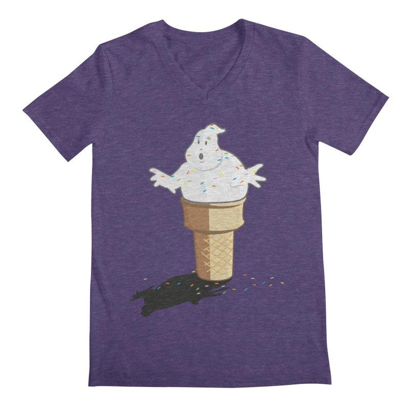 Ice Scream  Men's V-Neck by VarieTeez Designs