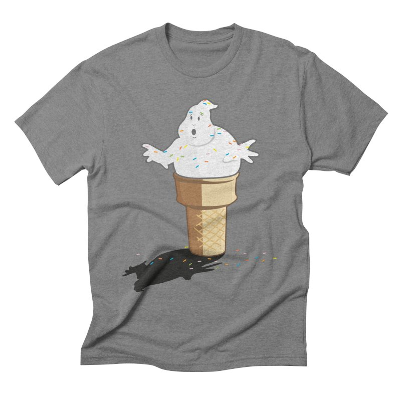 Ice Scream  Men's Triblend T-shirt by VarieTeez Designs