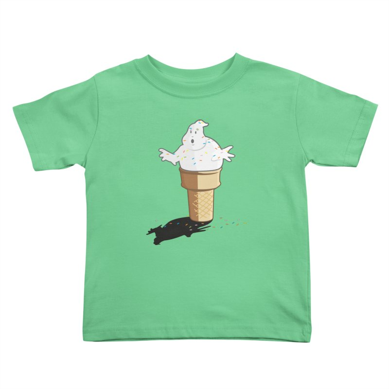 Ice Scream  Kids Toddler T-Shirt by VarieTeez Designs