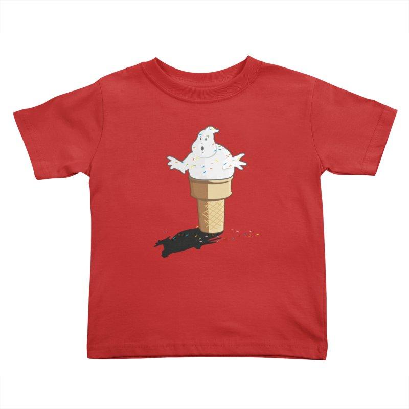 Ice Scream  Kids Toddler T-Shirt by VarieTeez Designs