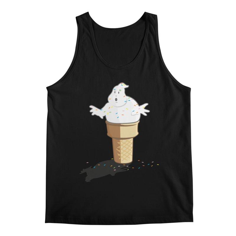 Ice Scream  Men's Tank by VarieTeez Designs