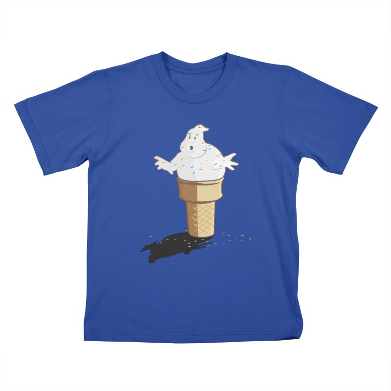Ice Scream  Kids T-shirt by VarieTeez Designs