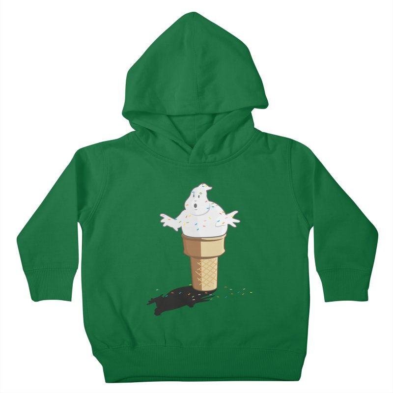 Ice Scream  Kids Toddler Pullover Hoody by VarieTeez Designs