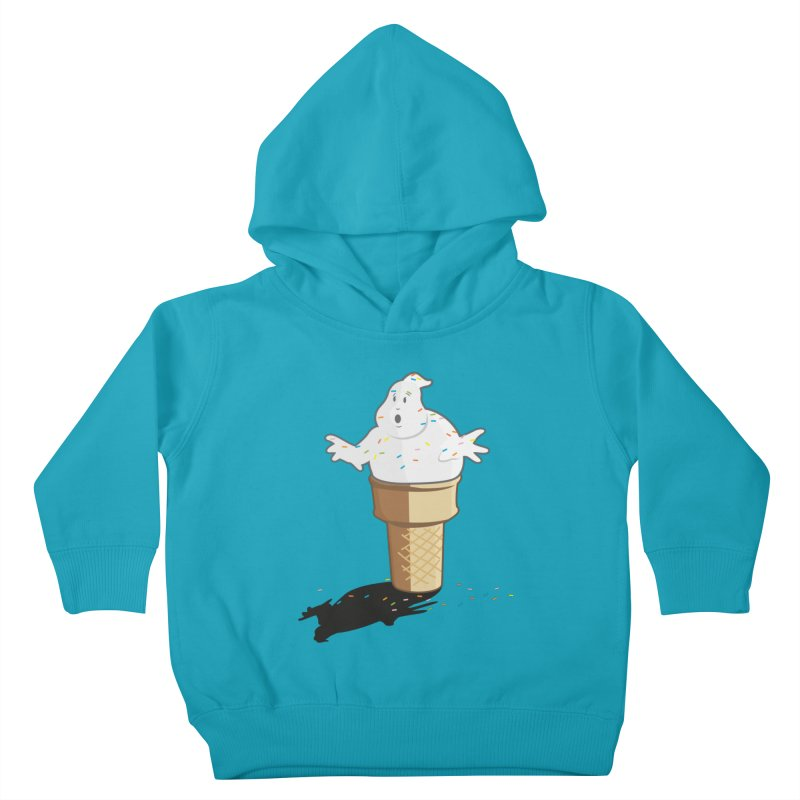 Ice Scream  Kids Toddler Pullover Hoody by VarieTeez Designs