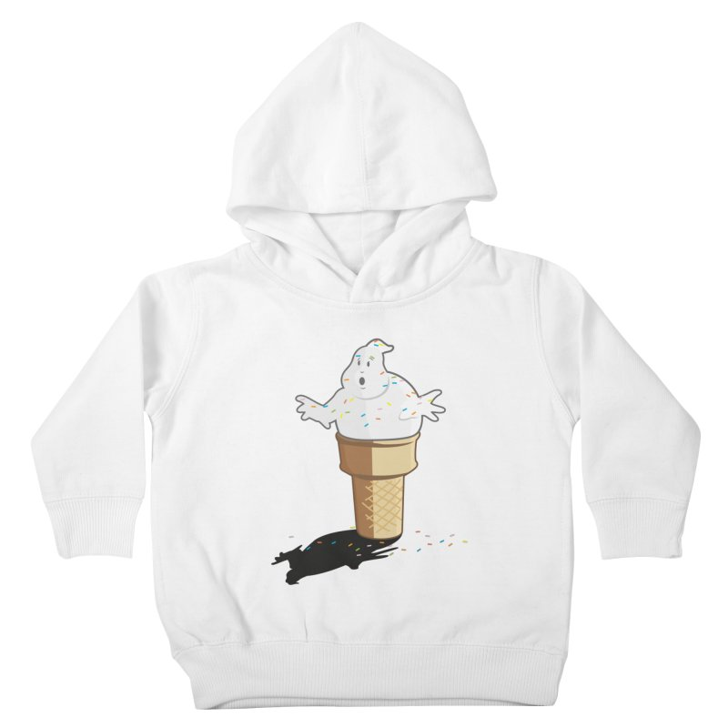 Ice Scream  Kids Toddler Pullover Hoody by VarieTeez's Artist Shop