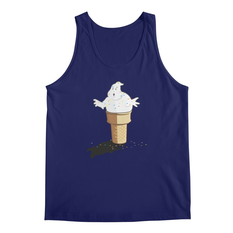 Ice Scream  Men's Tank by VarieTeez Designs