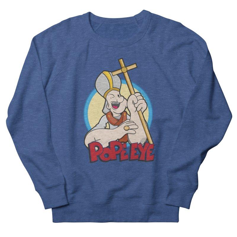 Pope Eye Women's Sweatshirt by VarieTeez Designs