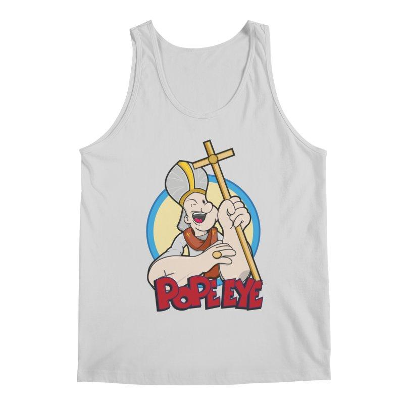 Pope Eye Men's Tank by VarieTeez Designs