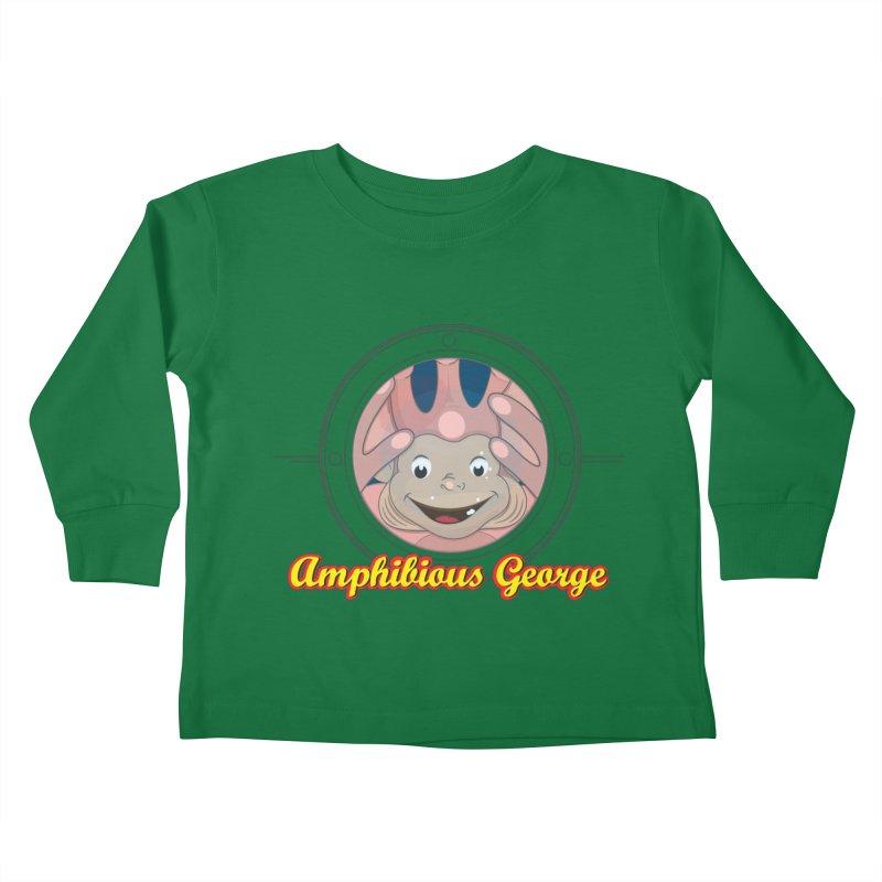 Amphibious George   by VarieTeez's Artist Shop