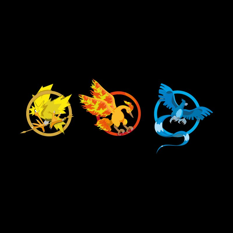 Hunger Games Catching Pokemon  by VarieTeez Designs
