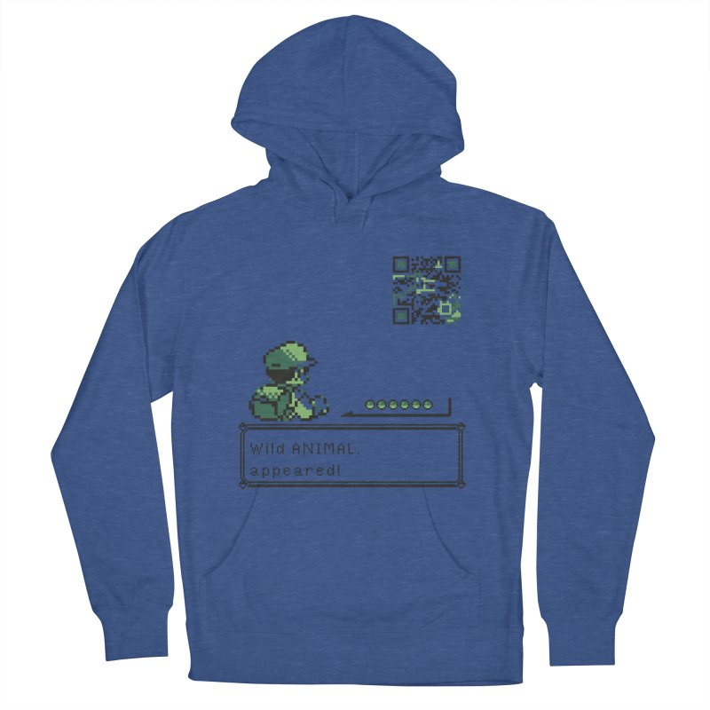 Wild animal appeared! Women's Pullover Hoody by VarieTeez Designs