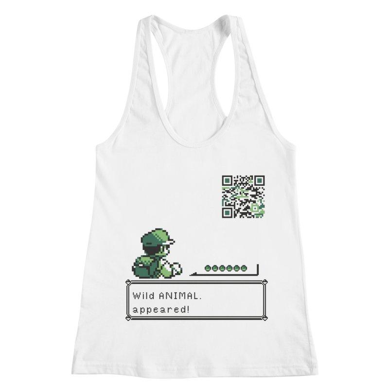 Wild animal appeared! Women's Tank by VarieTeez Designs
