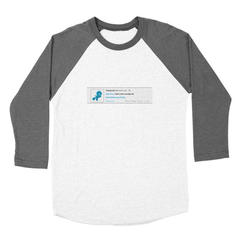 Twitter Pie Women's Longsleeve T-Shirt by VarieTeez Designs