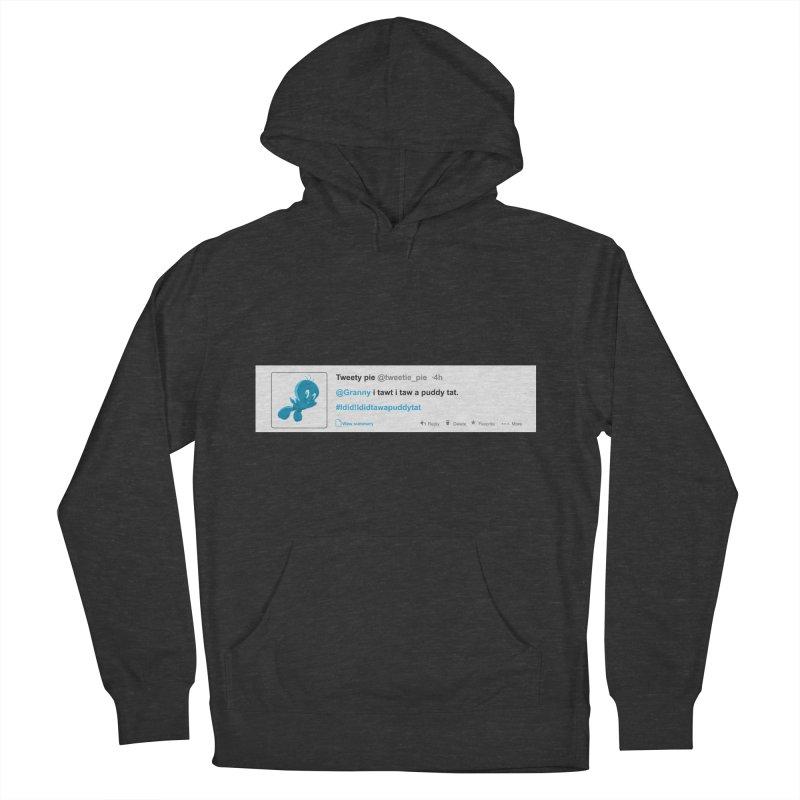 Twitter Pie Women's Pullover Hoody by VarieTeez Designs