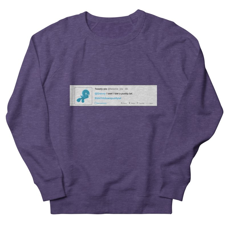 Twitter Pie Women's Sweatshirt by VarieTeez Designs