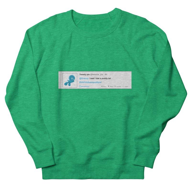 Twitter Pie Men's Sweatshirt by VarieTeez Designs