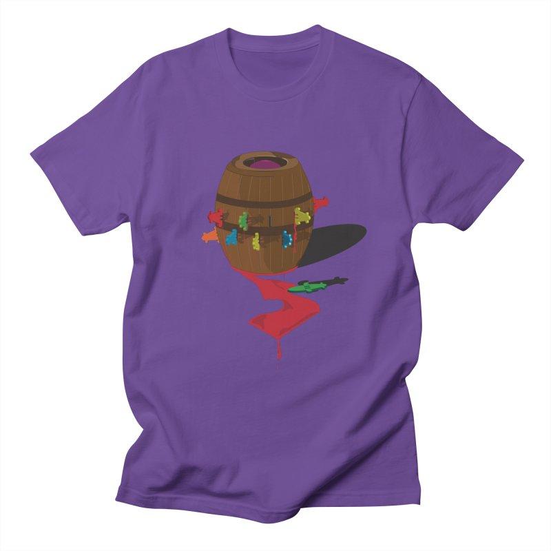 POP UP! Men's T-Shirt by VarieTeez Designs