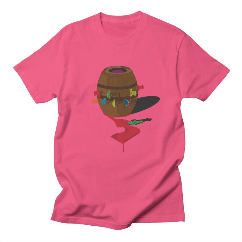 POP UP! Men's T-shirt by VarieTeez's Artist Shop