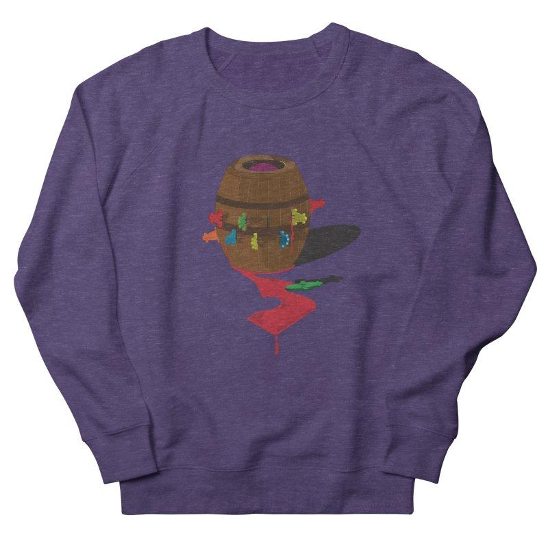 POP UP! Men's French Terry Sweatshirt by VarieTeez Designs