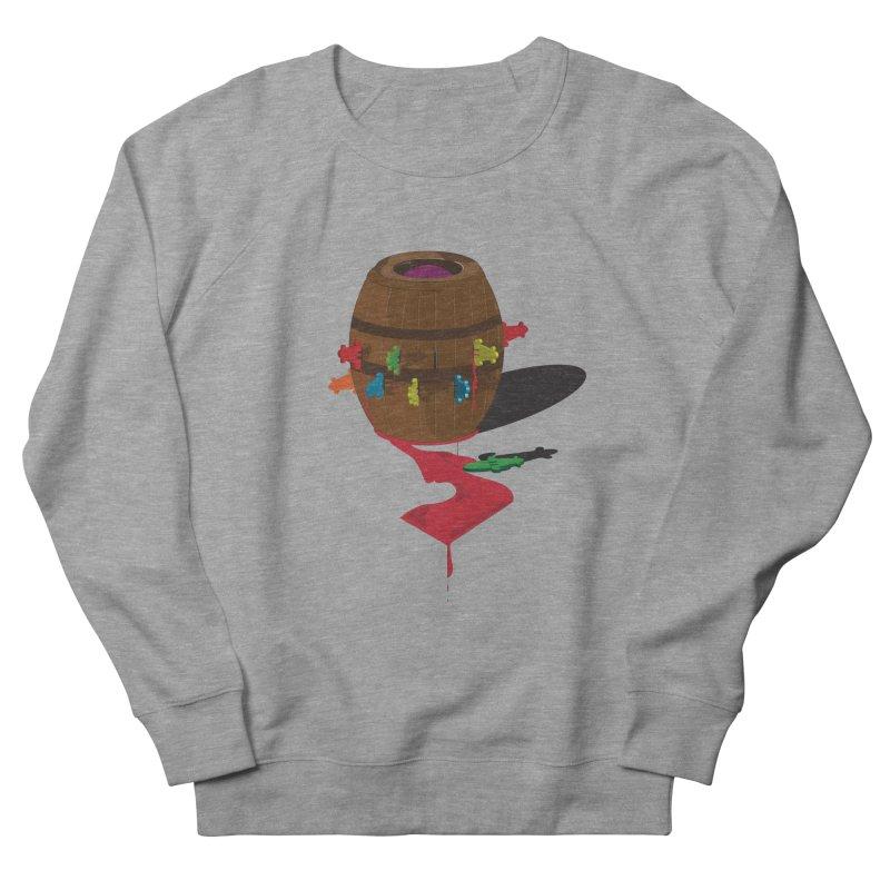 POP UP! Men's Sweatshirt by VarieTeez Designs
