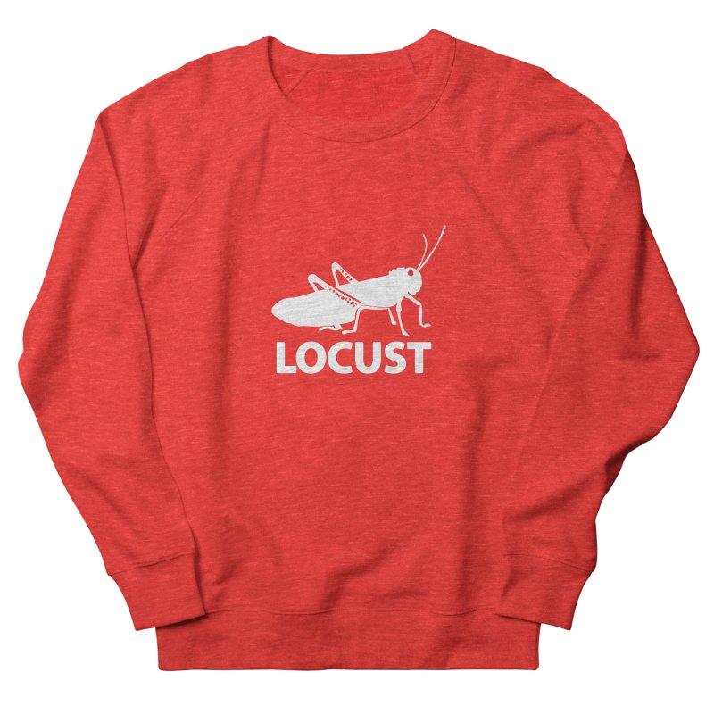 LOCUST Men's Sweatshirt by VarieTeez Designs