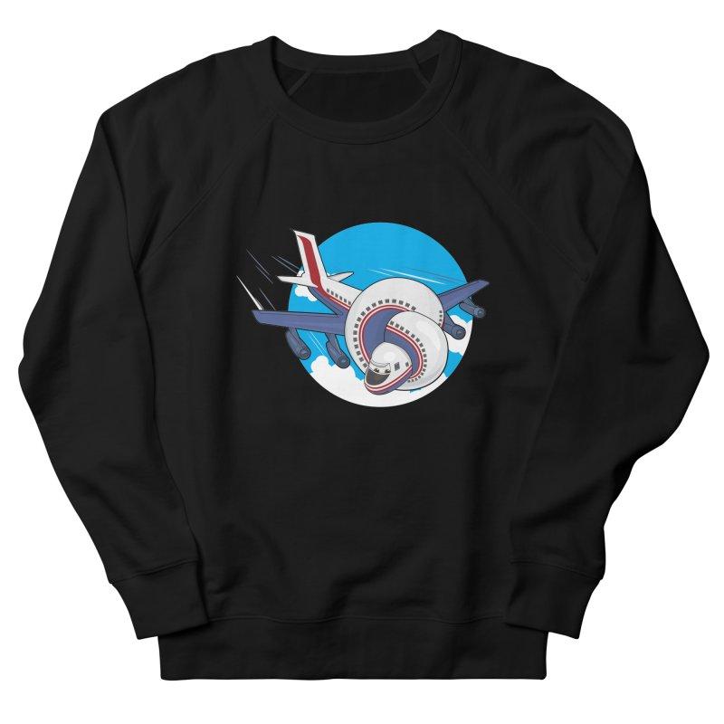 AIRPLANES! Men's Sweatshirt by VarieTeez Designs