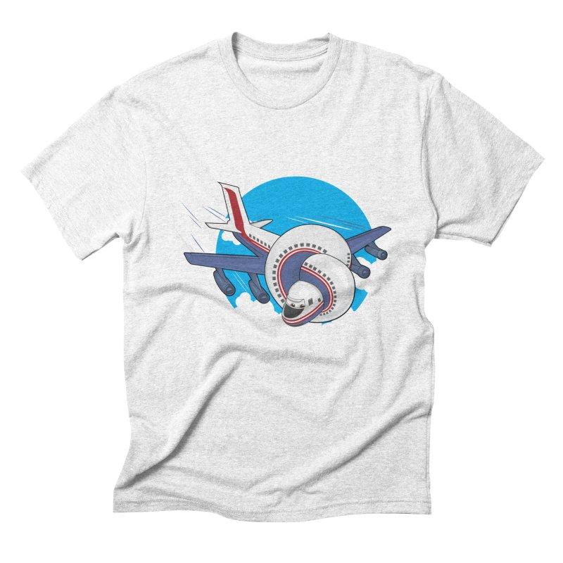 AIRPLANES! Men's Triblend T-shirt by VarieTeez's Artist Shop