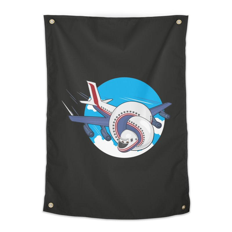AIRPLANES! Home Tapestry by VarieTeez's Artist Shop