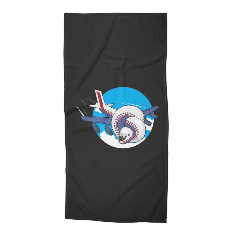 AIRPLANES! Accessories Beach Towel by VarieTeez Designs
