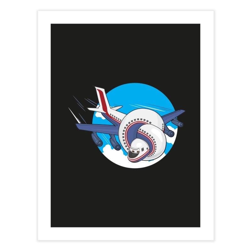 AIRPLANES! Home Fine Art Print by VarieTeez Designs