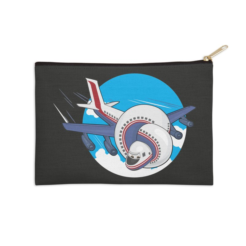 AIRPLANES! Accessories Zip Pouch by VarieTeez Designs