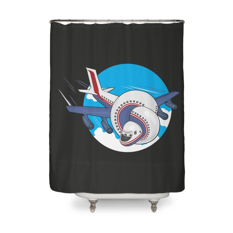 AIRPLANES! Home Shower Curtain by VarieTeez's Artist Shop