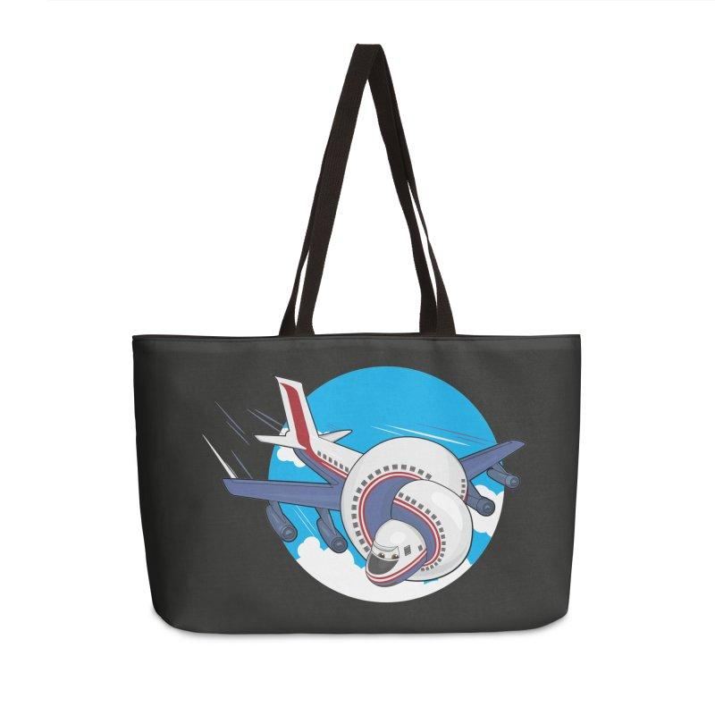 AIRPLANES! Accessories Bag by VarieTeez Designs
