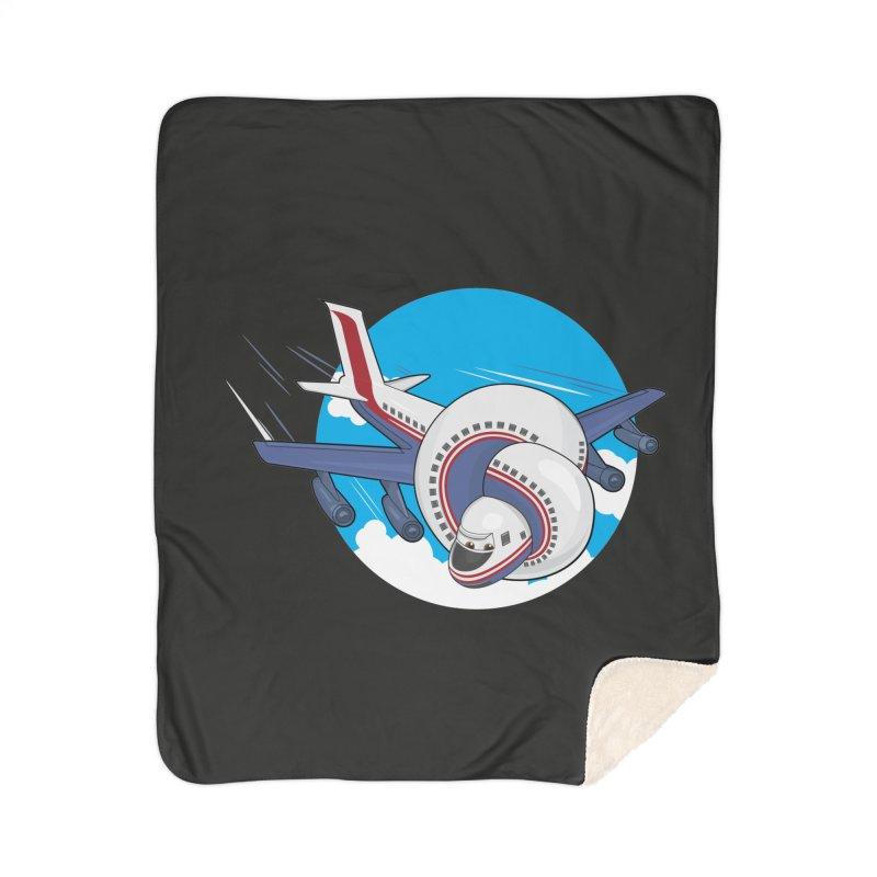 AIRPLANES! Home Blanket by VarieTeez Designs