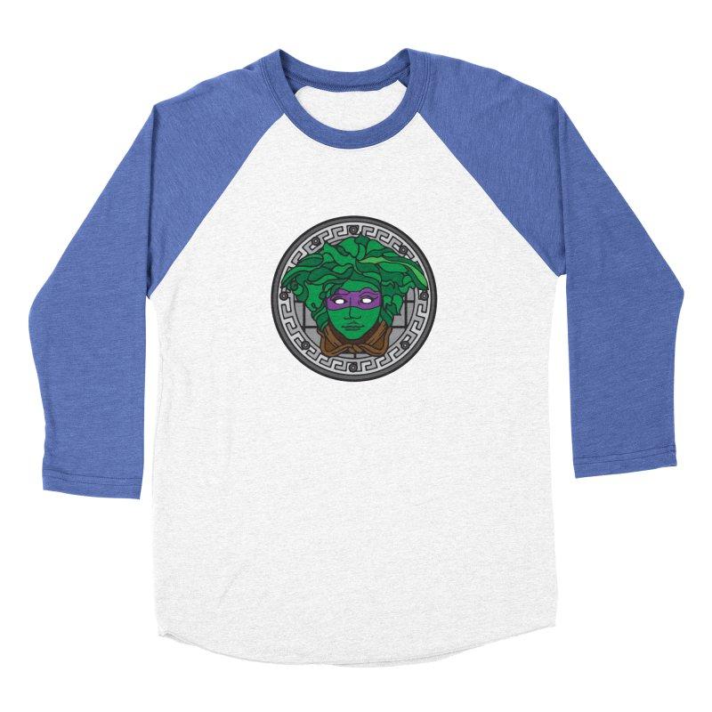 Donatello VERSACE Women's Longsleeve T-Shirt by VarieTeez Designs