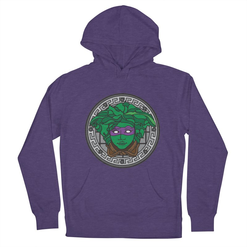 Donatello VERSACE Women's Pullover Hoody by VarieTeez's Artist Shop
