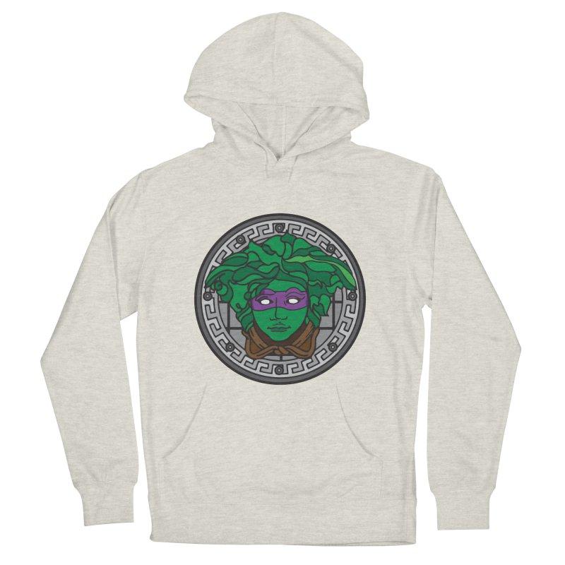 Donatello VERSACE Men's Pullover Hoody by VarieTeez Designs