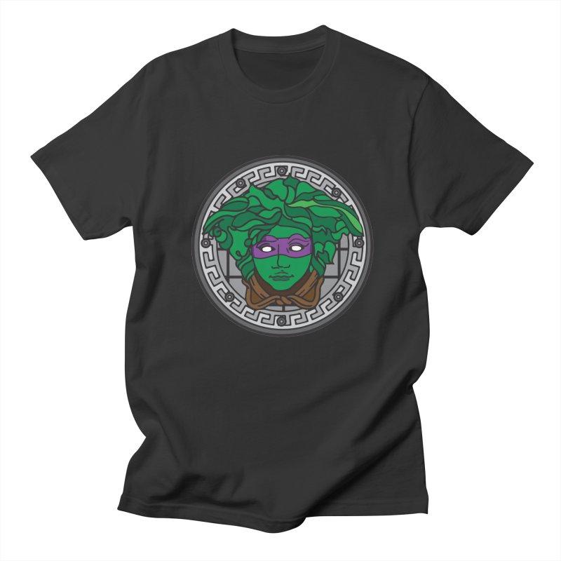Donatello VERSACE Men's T-shirt by VarieTeez's Artist Shop