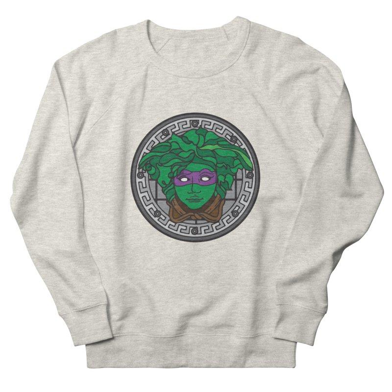Donatello VERSACE Women's Sweatshirt by VarieTeez Designs