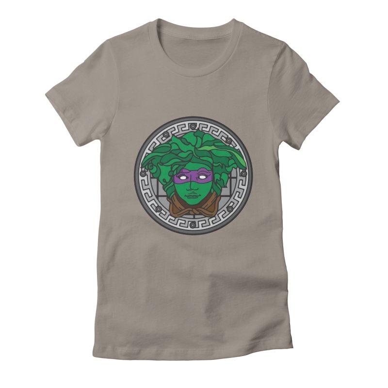Donatello VERSACE Women's T-Shirt by VarieTeez Designs
