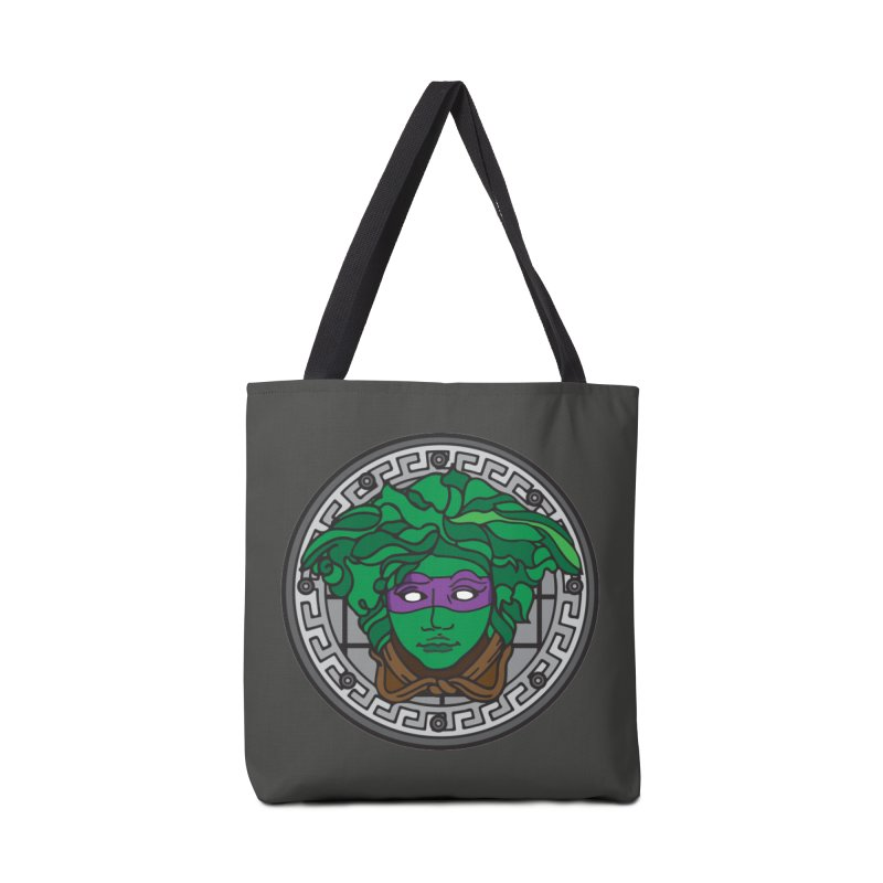 Donatello VERSACE Accessories Tote Bag Bag by VarieTeez Designs