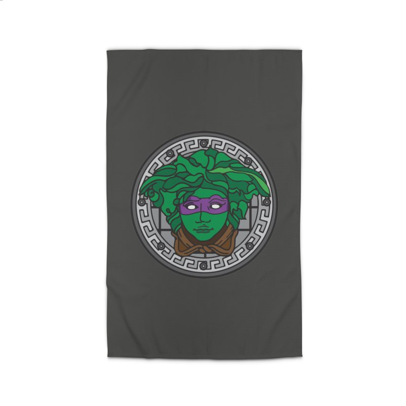 Donatello VERSACE Home Rug by VarieTeez's Artist Shop