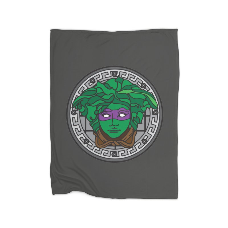 Donatello VERSACE Home Blanket by VarieTeez Designs