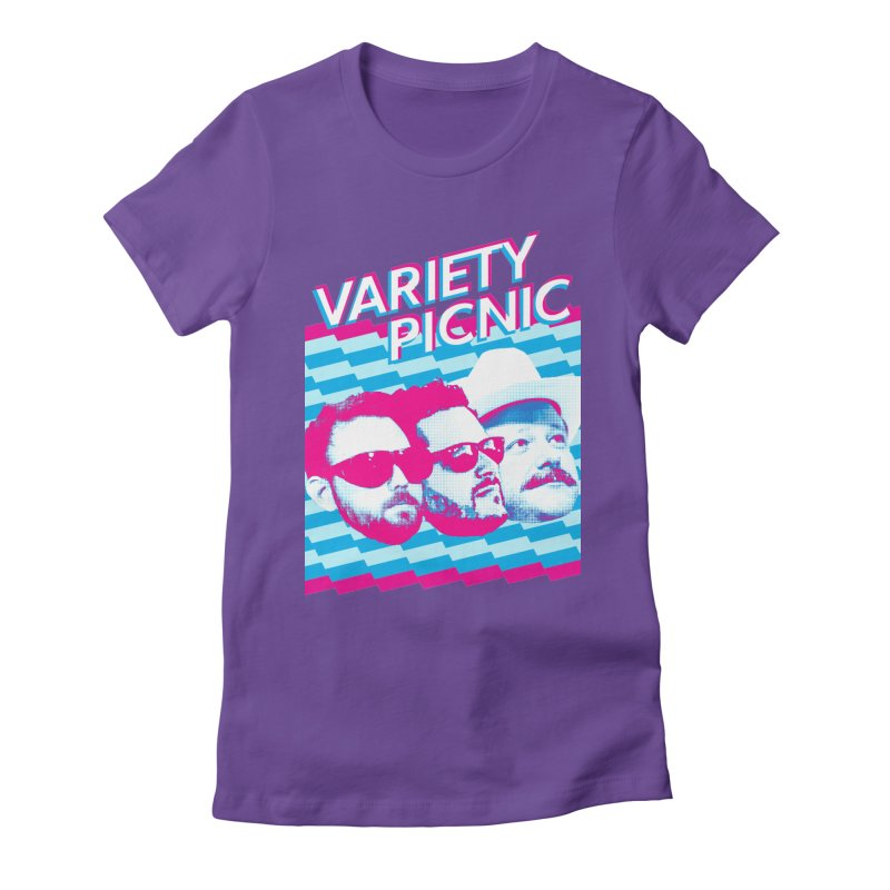 2020 Shirt Women's Fitted T-Shirt by Variety Picnic
