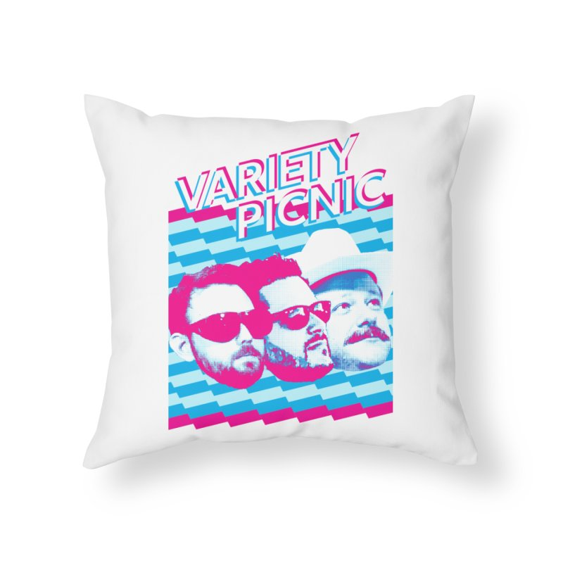 2020 Shirt Home Throw Pillow by Variety Picnic