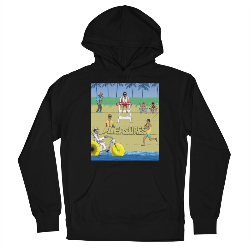 Pleasures Album Cover Men's Pullover Hoody by Variety Picnic