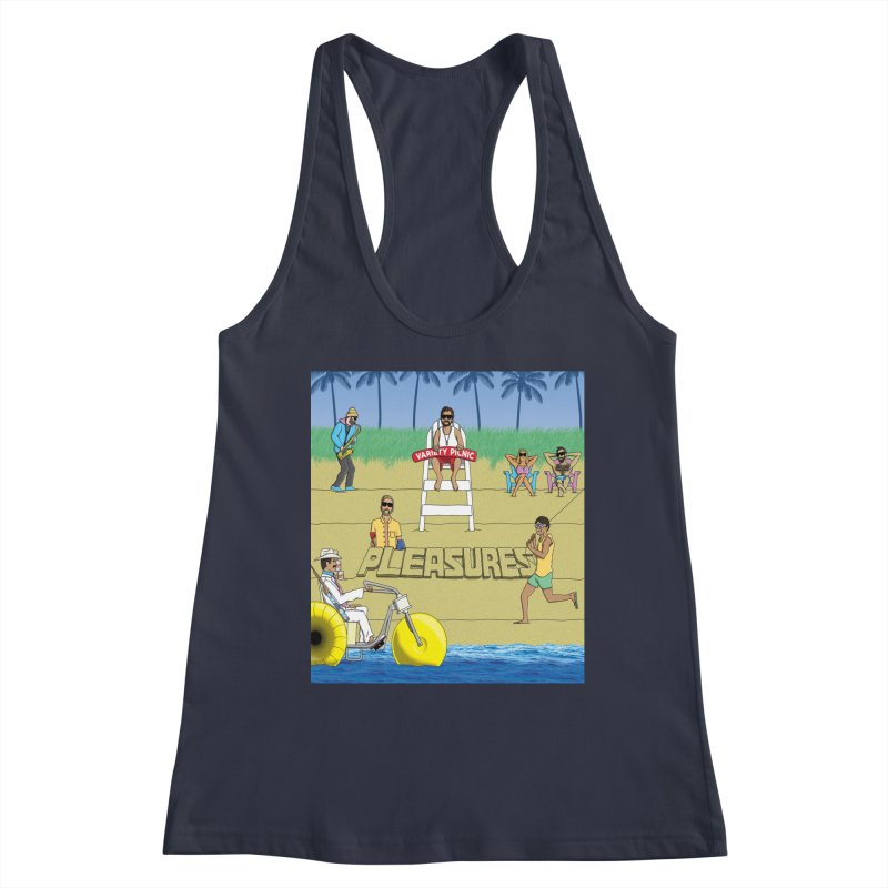 Pleasures Album Cover Women's Tank by Variety Picnic